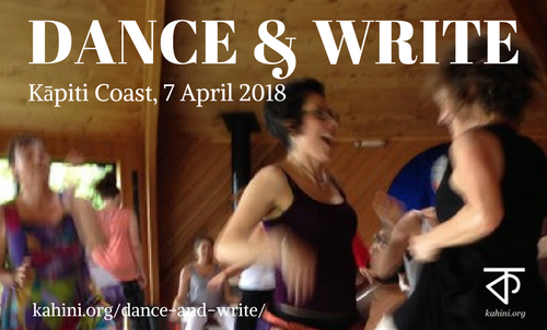 Dance and Write