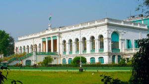 Live and write steps from the largest library in India